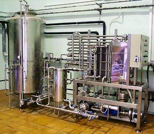 Equipments Brewery Agrometal Mini Brewery